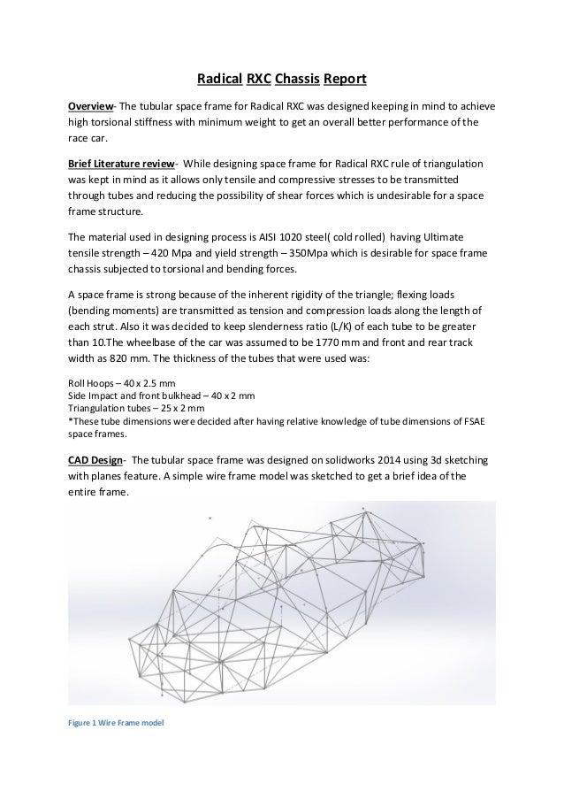 radica rxc chassis report rh slideshare net Image HTML Wireframe Sample Image HTML Wireframe Sample