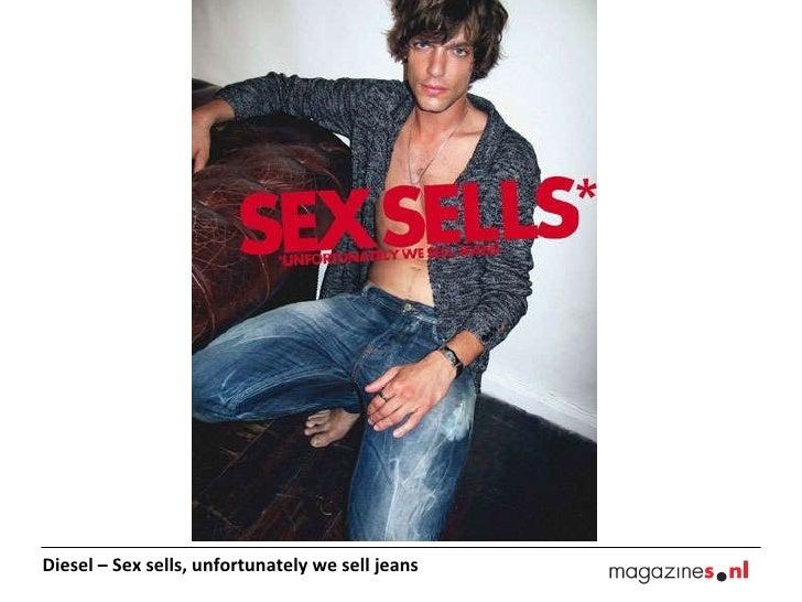 sex sells Essay Examples