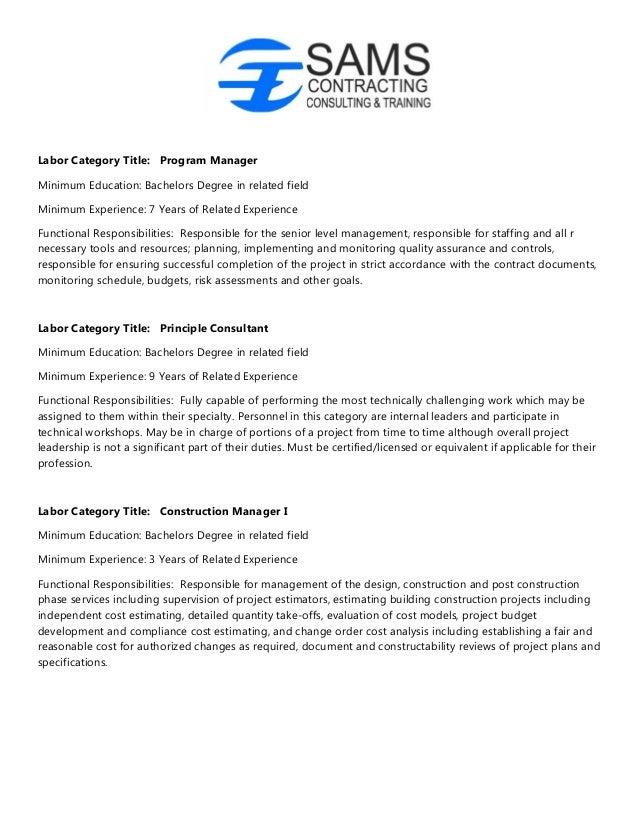 GSA Schedule Pricelist PDF