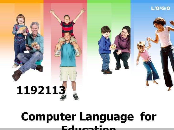 L/O/G/O1192113Computer Language for