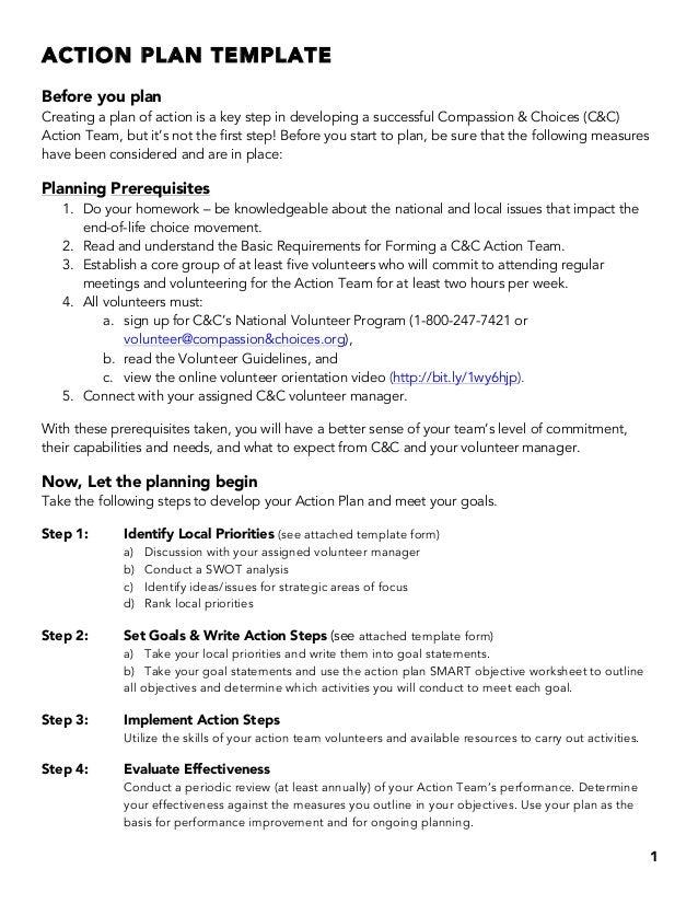 Action Team Volunteer Guidebook 7-15