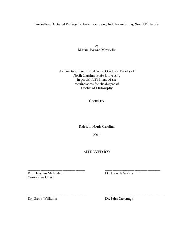 etd thesis ncsu Nc state electronic thesis and dissertation collection this bibliography is a part of the computer science bibliography collection.