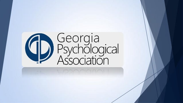 We are an association. Clinical Psychologists Academicians Industrial/Organizational Psychologists Students: Graduate and ...