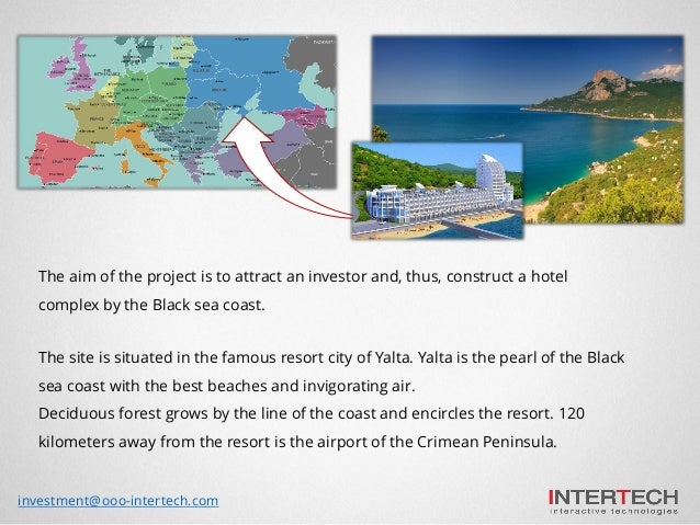 Invest in property development Russia - our company looking