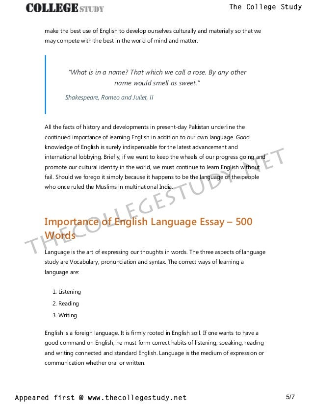 What is thesis framework