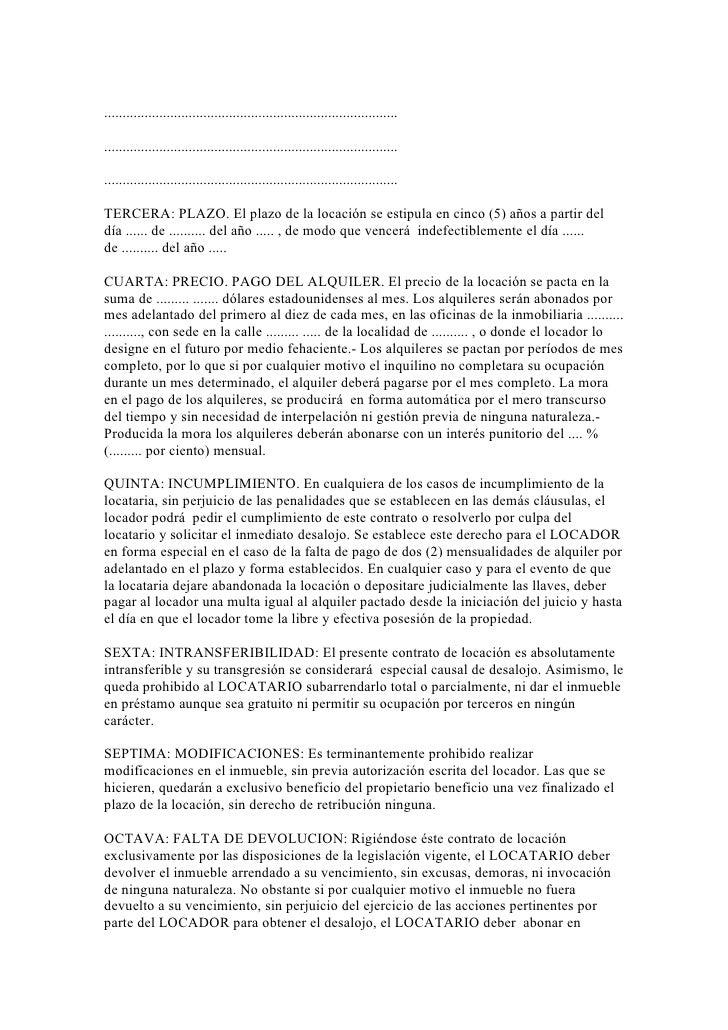 Lujo plantillas de contrato de servicio gratuito modelo for Plantilla de contrato indefinido