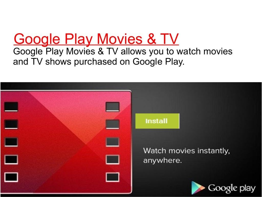 google play movies  u0026 tv