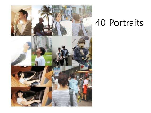 40 Portraits
