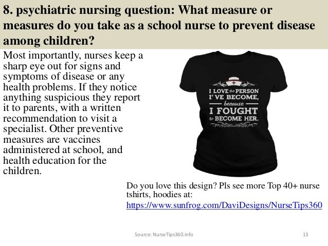 ... 13. 8. Psychiatric Nursing Question: ...