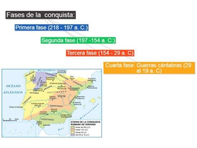 Tema 2. La romanización.
