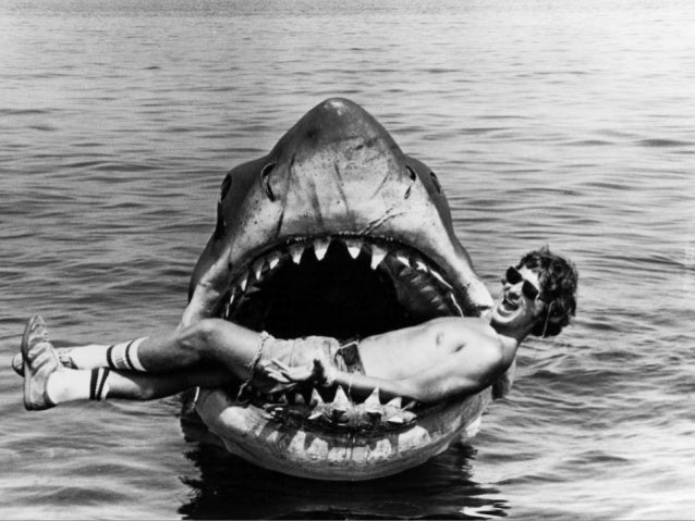 40 years of Spielberg's Jaws