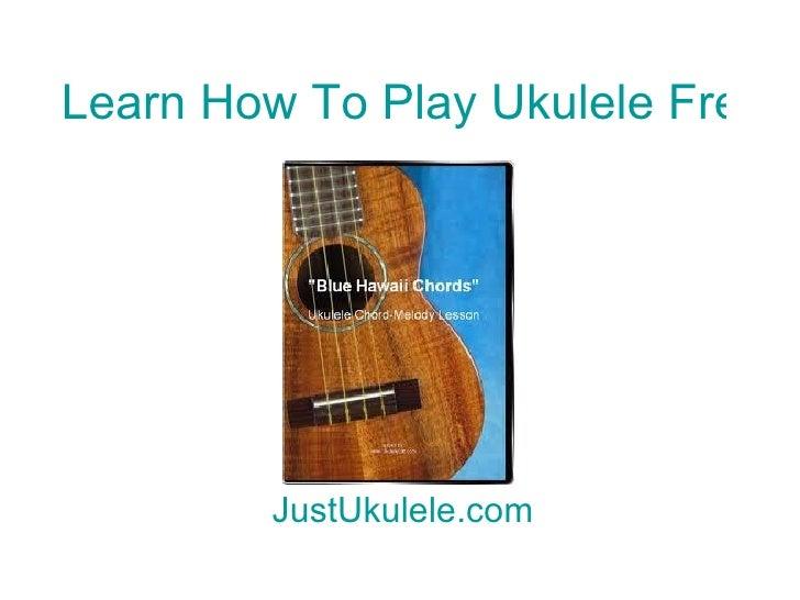 Your Biggest Fan Ukulele Chords