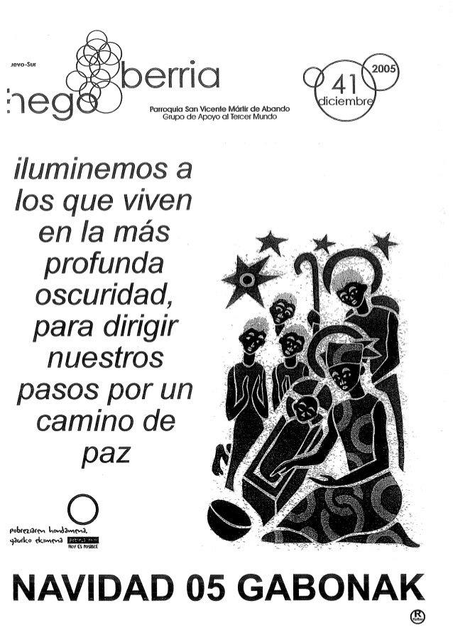 ¡evo-Sur  heg       Parroquia San Vicente Mártir de Abando Grupo de Apoyo al Tercer Mundo     iluminemos a ios que viven e...