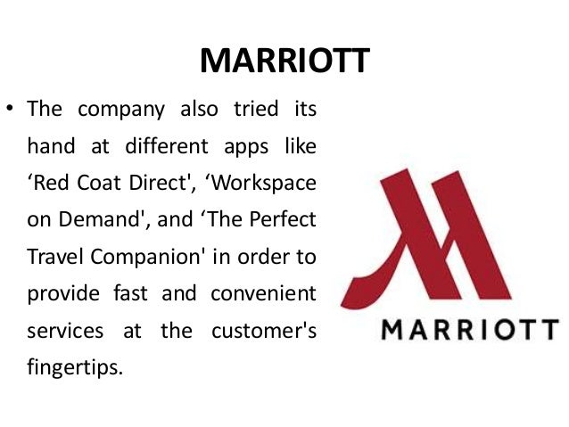 Marriott hotels - Gamification in recruitment - Manu Melwin Joy