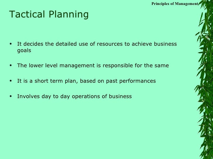 planning and decision making Strategic leadership and decision making 11  the team notes missing information so that planning and decision making continues, but, with this problem in mind.