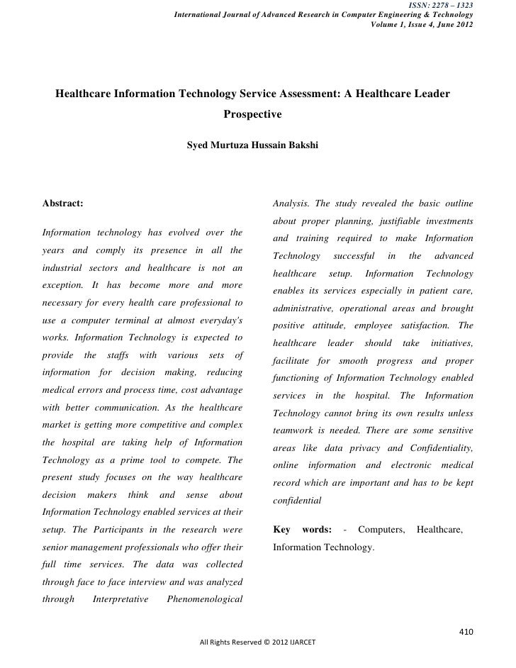 ISSN: 2278 – 1323                                    International Journal of Advanced Research in Computer Engineering & ...
