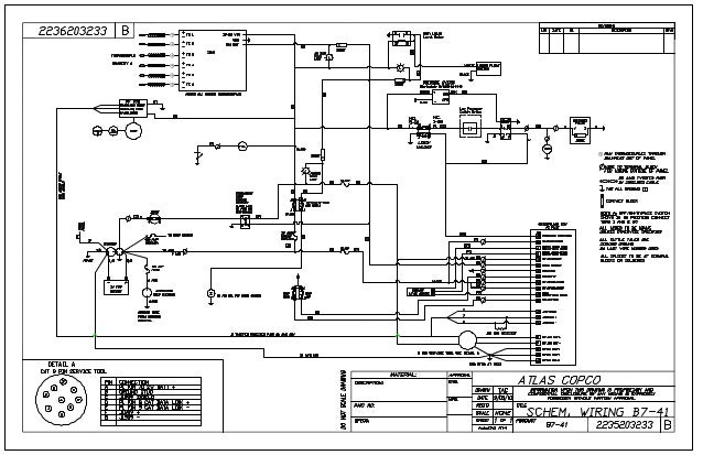 atlas copco 1600 wiring diagram
