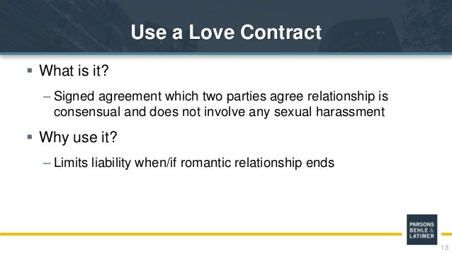 relationship policies in workplace