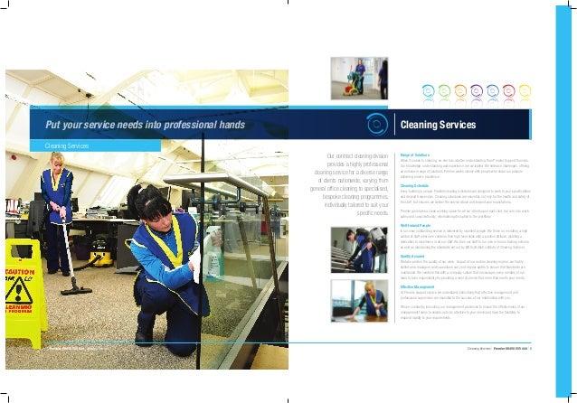 Premier Services Brochure