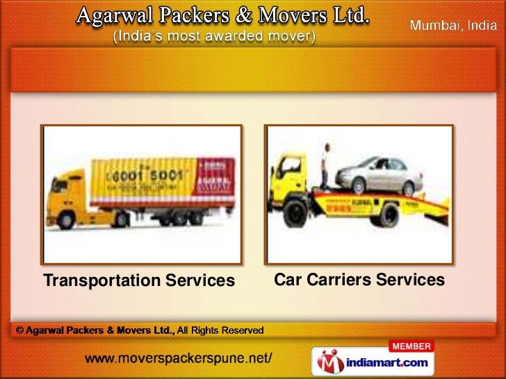 Agarwal Packers And Movers Pune Contact