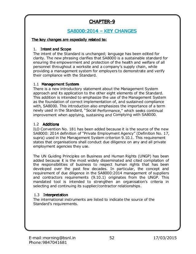 societal standards essay