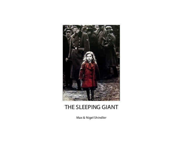 Max & Nigel Shindler THE SLEEPING GIANT