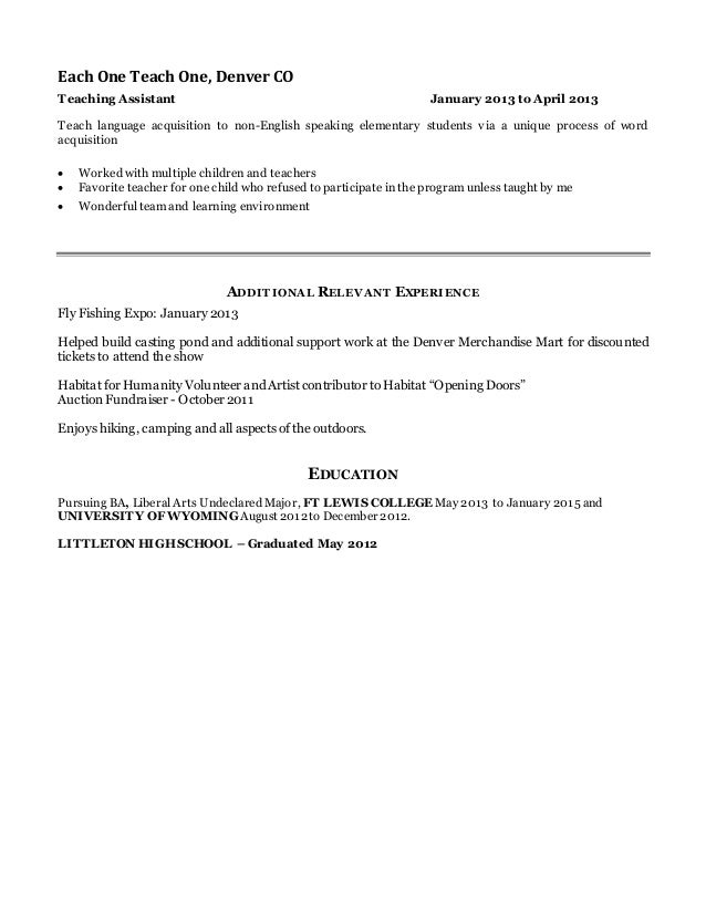 SlideShare  Fishing Resume