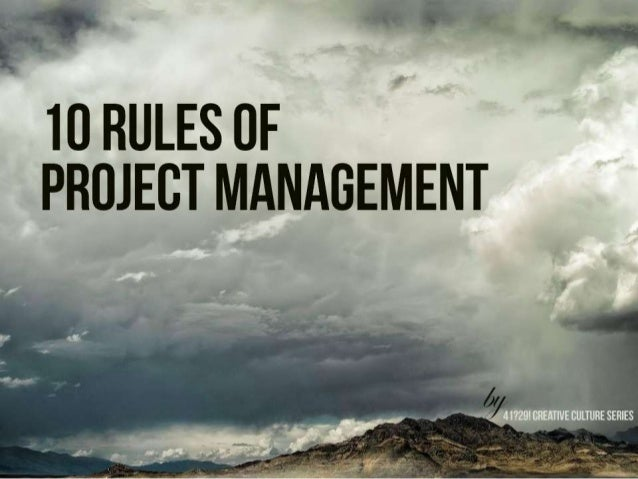 10 Steps of Project Management in Digital Agencies