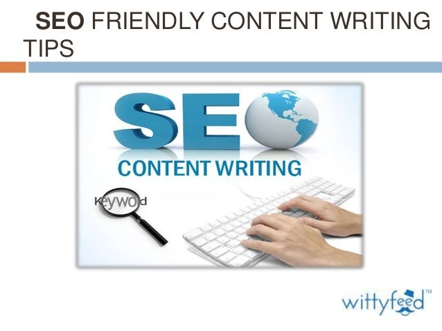 SEO Copywriter Training