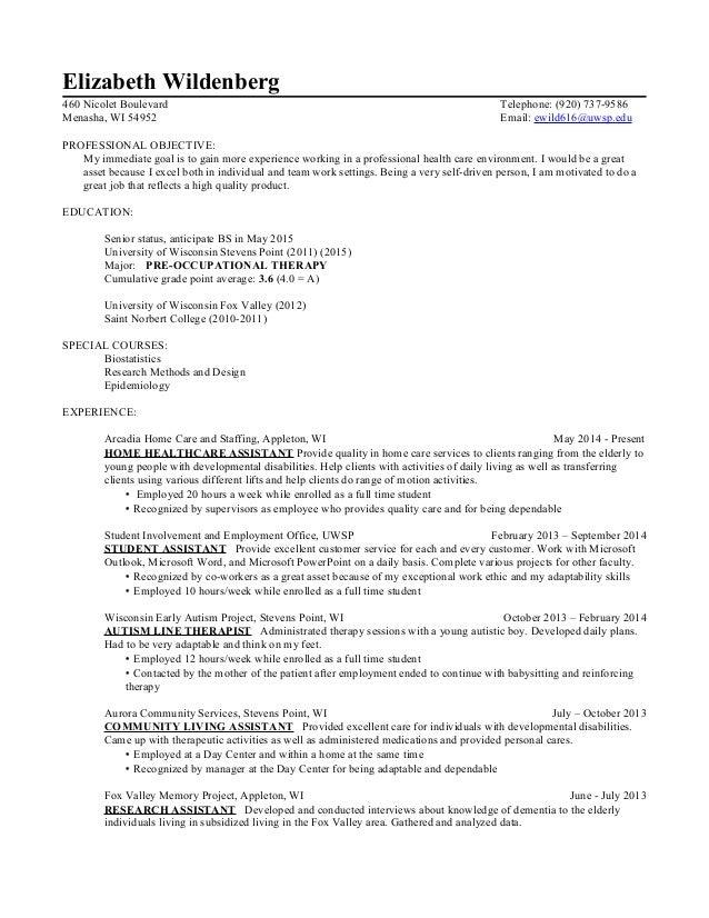 wildenberg resume v2  2  1 1 2015