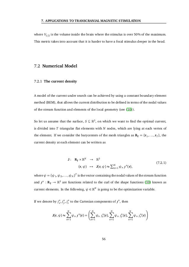 7.3 Problem formulation final wire arrangement that approximates the continuous current distribution is produced by contour...