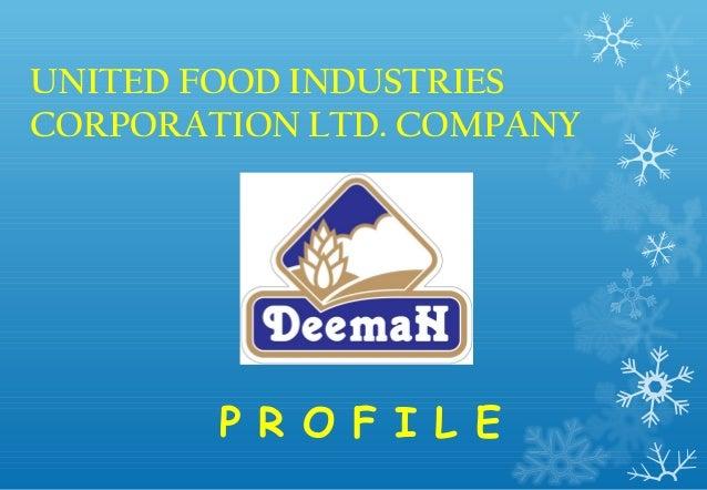 Image result for United Food Industries - Deemah