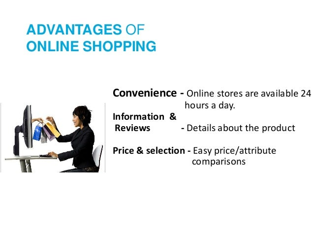 online shopping process model