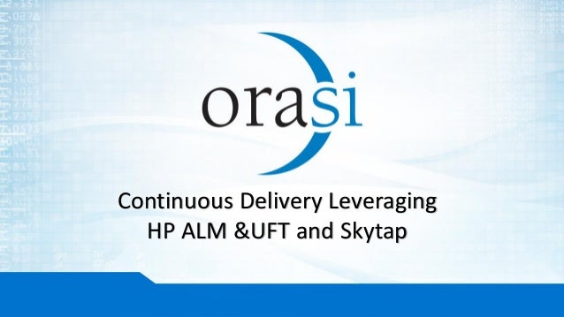 Tips to achieve continuous integration/delivery using HP ALM