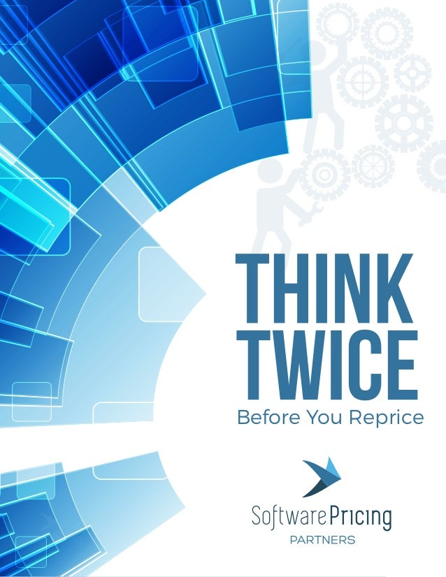 Before You Reprice