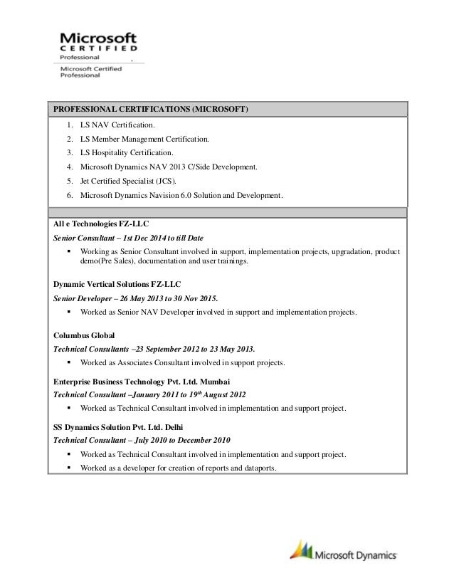 Vikalp Resume Feb 2017