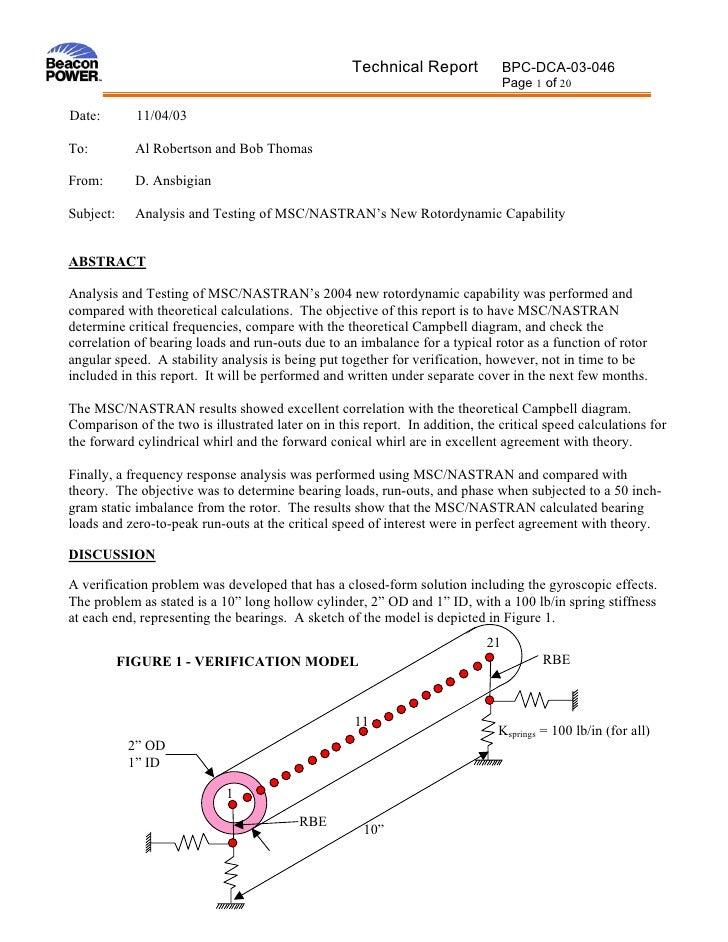 Technical Report             BPC-DCA-03-046                                                                               ...