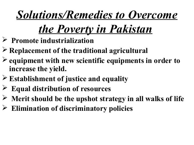 essay on causes and effects of poverty in pakistan Writing an essay on poverty read this sample essay on poverty to see the root causes and some feasible solutions for fixing it.