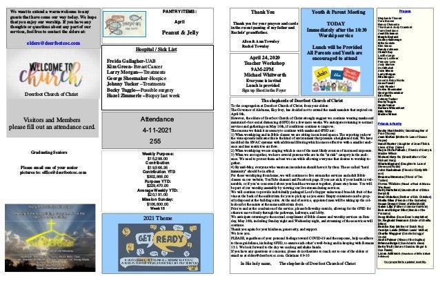 Weekly Purpose: $15,298.00 Contribution $19,566.35 Contribution YTD $302,866.00 Purpose YTD: $229,470.00 Average Weekly YT...