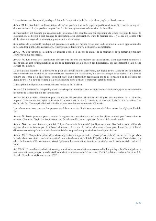 Conseil aux associations eu égard à la lutte contre le financement du terrorisme