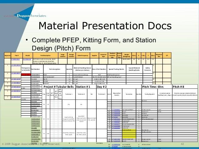 fmc modular flow guidelines 08 03 13
