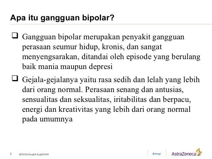 Apa Itu Gangguan Bipolar