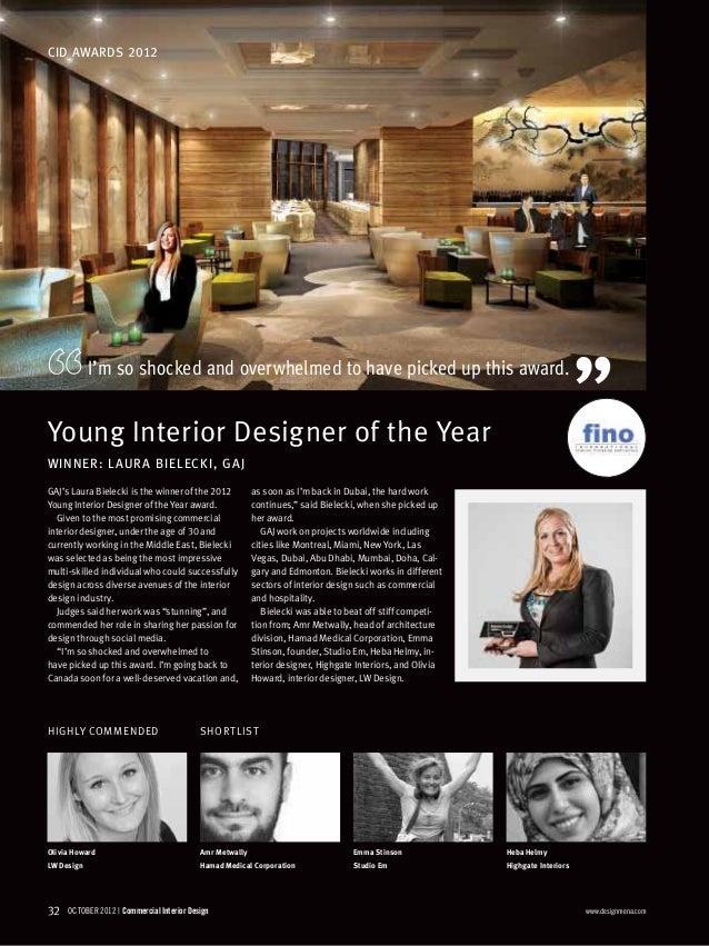 CID AWARDS 2012 34