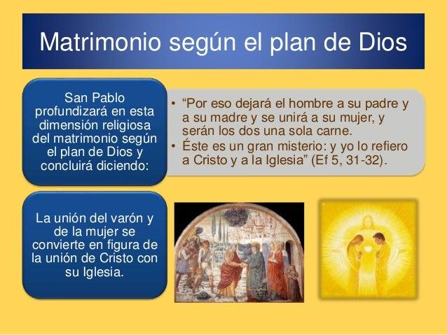 Matrimonio Y Familia En El Proyecto De Dios : El matrimonio cristiano
