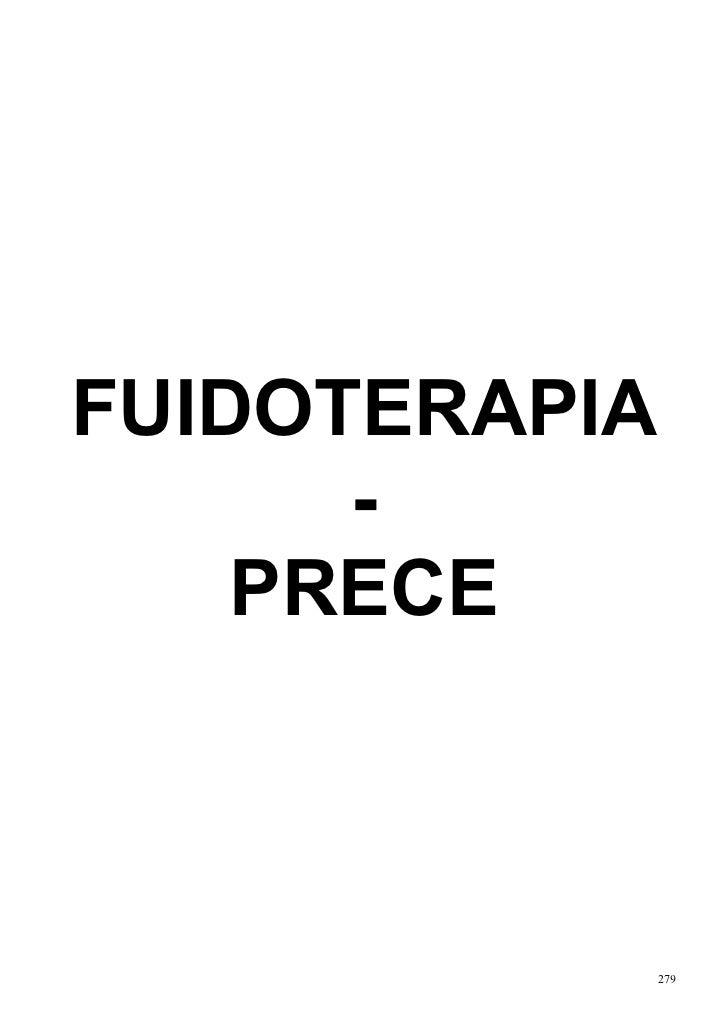 FUIDOTERAPIA      -    PRECE               279