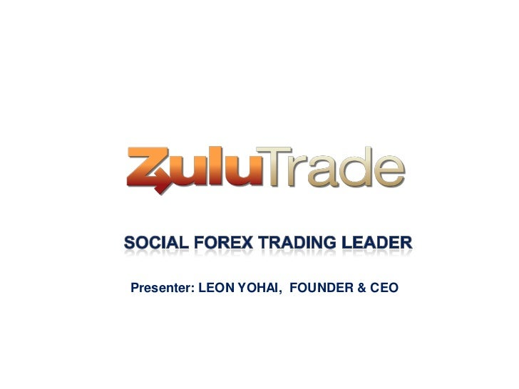 Presenter: LEON YOHAI, FOUNDER & CEO