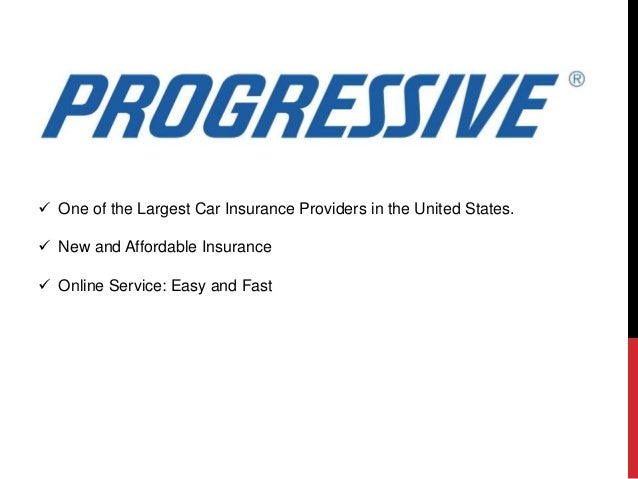 .   One of the Largest Car Insurance Providers in the United States.   New and Affordable Insurance   Online Service: E...