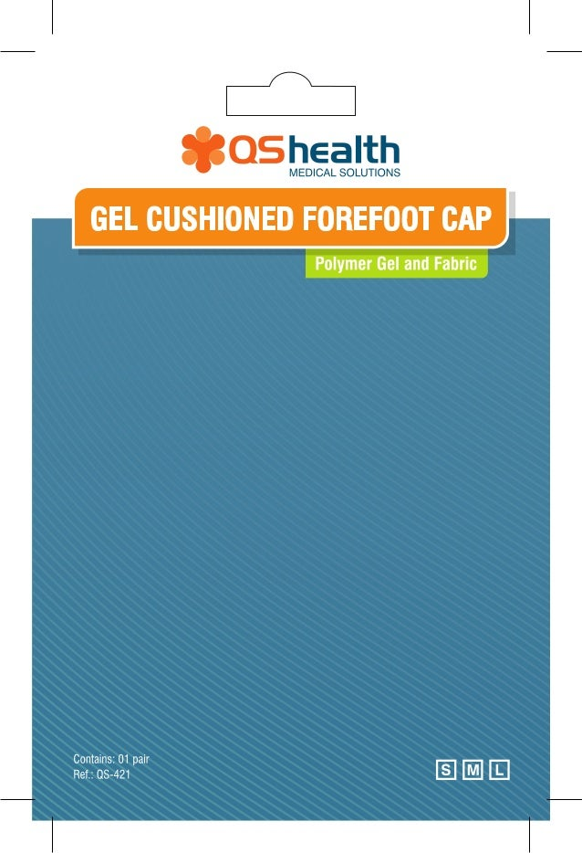 Gel Cushioned Forefoot Cap