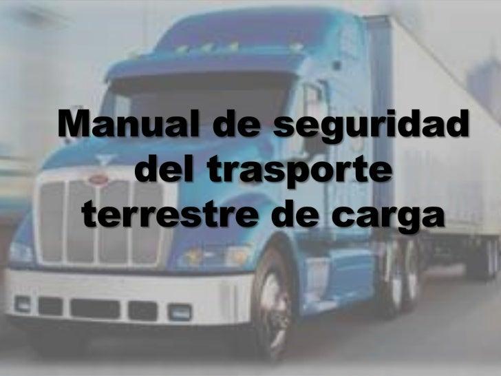 El marco legal para el sector transporte está regulado en                  primera instancia por lo   establecido en la Le...