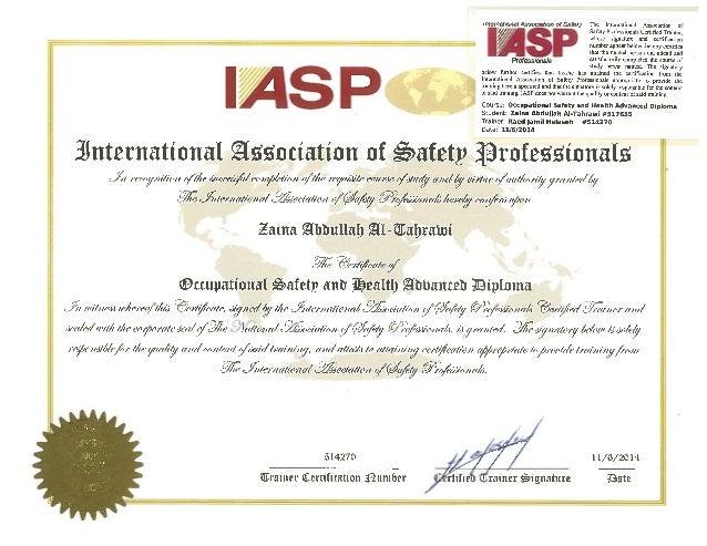 NASP Diploma